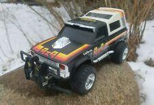 NIKKO Toyota California Hilux 4x4 R/C Truck Working Winch Hi & Low Gear & Lights