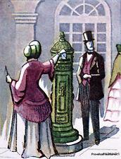 Yt1516 BOITE A LETTRES 1850  FRANCE  FDC Enveloppe Lettre Premier jour