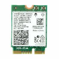 Intel Dual Band AC 9560 9560NGW NGFF 1.73Gbps BT5.0 R0L5 M.2 Wifi Card CNVI P1A6
