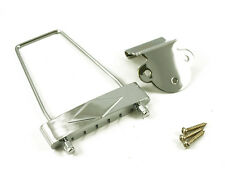 ARCHTOP TAILPIECE CHROME JAZZ GUITAR SEMIACOUSTIC GIBSON® JAZZ L48 50 ES 125 330
