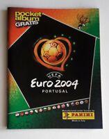 EURO 2004 panini empty pocket album