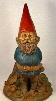 FOREST GNOME-R 1978~Tom Clark Gnomes~Cairn Studio Item #1~Ed #35~w/COA & Story