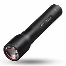 LED flashlight P14 work construction powerful IPX4 waterproof AA batteries (AA)