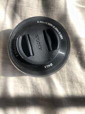 Sony SELP1650 16–50mm F3.5–5.6 OSS E-mount Zoom Lens - Black