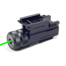 Visor de láser verde con vista rápida / montaje de tejedor de liberación rápida