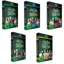 "21 DVDs *  DAS HAUS AM EATON PLACE - STAFFEL 1 - 5 IM SET  # NEU OVP """