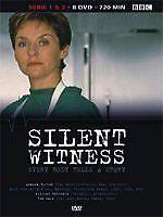 Silent Witness : Serie 1 & 2 (8 DVD)