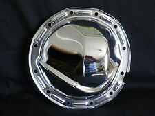 DIFFERENTIAL COVERS CHROME STEEL GM 12 BOLT 64 - 72  INTERMEDIATE