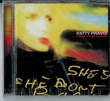 PATTY PRAVO - Una Donna da sognare - CD Italy Import 2000 - NEU/NEW  Vasco Rossi