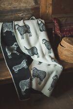 Blanket Throw Bed Sofa Fleece Cozy Plaid Soft Warm 100% Wool 130x200cm Lamb Best