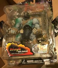House of The Dead Exclusive Strength w Chainsaw Alternate Head Figure ONLY 5000