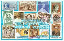 VATICANO - 1991   LIBRETTO  CAPPELLA SISTINA    NUOVO