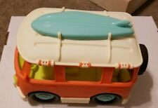 Just B Toys Happy Cruisers Camper Van with  Surf Board