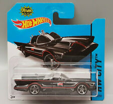 Hot Wheels - TV Series Batmobile - HW City - BFC77 - Short Card - NEU 2014 !