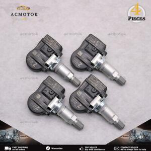 4x Tire Pressure Sensor TPMS 40700-3JA0B For Nissan Altima Infiniti Q50 Q60 QX60