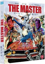 The Master Limited Edition Jet Li (1992) Blu-Ray New (Region B Only/Not Usa)
