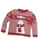 Ugly Christmas Sweater Chill Llama Fuzzy by Joyland MSRP $40