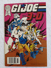 1987 Blackthorne G.I. Joe in 3-D #1 Newsstand NM