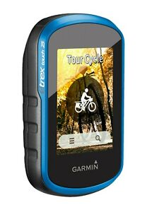 Garmin eTrex Touch 25 Rugged Outdoor Handheld GPS Topo Worldwide Maps