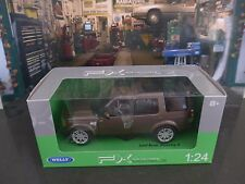 Land Rover Discovery 4+Bonus 1:24 scale Lindberg display case RRP $29.95