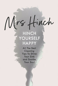 Hinch Yourself Happy Book by Mrs Hinch NEW Hardback