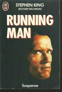 Running man ( en français ). Stephen KING.J'ai Lu SF56