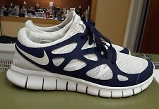Men's sz 12 / 12 5 / 13 nike free run 2 iD athletic running shoes  - CLEAN -