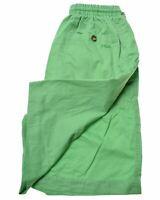 FILA Mens Sport Shorts Medium Green Cotton Vintage GA02