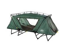 Tent Cot Kamp Rite Oversize Heavy Duty Elevated Sleeping Platform and Versatile