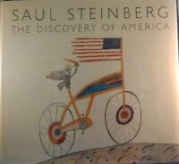 The Discovery of America by Steinberg Saul