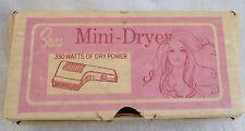 Vintage Sears Mini-Dryer Hair Dryer