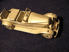 Modèle Voiture Chrysler I 80. 1926 en étain. Danbury Comme neuf 1/60. zinnmodell USA Pewter