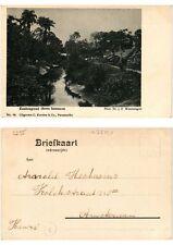CPA PC Suriname Kwakoegrond - Boven Saramacca (a2512)