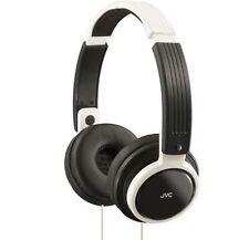 Écouteurs pliables noir JVC