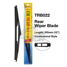 TRIDON WIPER COMPLETE BLADE REAR FOR Ford Fiesta-WS,WT 01/09-12/12  022inch