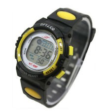Cool Kids Girl Boy LED Light Wrist Watch Alarm Date Digital Multifunction Sport