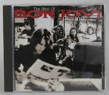 Bon Jovi – Cross Road The Best Of Bon Jovi Compilation Album CD 1994