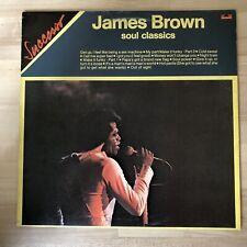 James Brown - Soul Classics - Vinyl Album