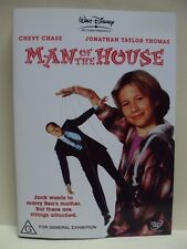 MAN OF THE HOUSE – DVD, CHEVY CHASE, JONATHAN TAYLOR THOMAS, WALT DISNEY