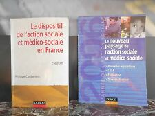 l'action sociale et médico-sociale en France ARTBOOK by PN