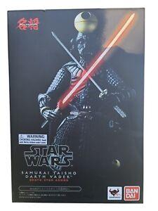 Star Wars Movie Realization SAMURAI TAISHO DARTH VADER Death Star Armor