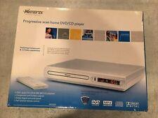 Memorex Progressive Scan Home Dvd Cd Mp3 Player Mvd2023 Brand New