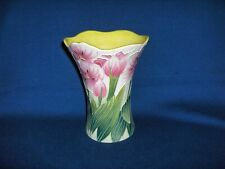Blue Sky Icing on the Cake Vase Tulips? Flowers Floral J McCall