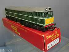 "TRI-ANG  RAILWAY'S R.357 BR CLASS 31  D5572 DIESEL LOCO  ""FIRST VERSION""  MIB"