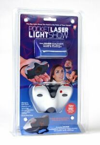 Can You Imagine Mighty Mini Portable Pocket Laser Light Show