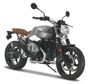 BMW R Nine T Scrambler, Maisto Moto Modèle 1:18