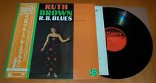 Ruth Brown - R.B. Blues - 1980 Japan Vinyl LP P-6189A