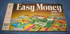 EASY MONEY Board Game by Milton Bradley - Vintage 1974  Family Game - Complete