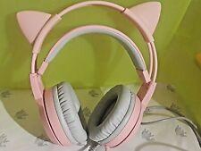 Premium SOMIC G951 Pink Gaming Headset for PC, PS4, Laptop: 7.1 Virtual...