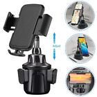 Universal Adjustable Car Mount Cup Cradle Holder Stand For Cell Phone iPhone HTC
